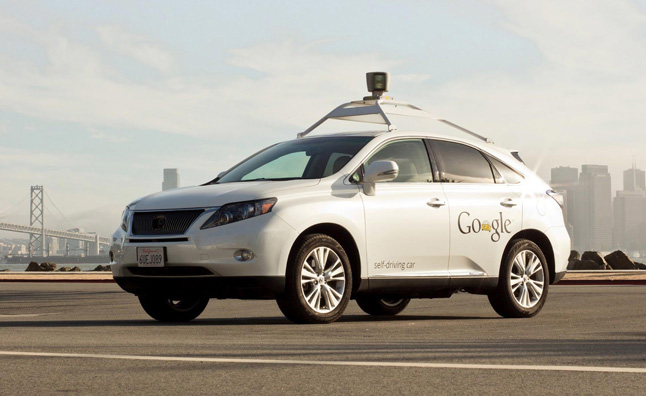 Google Cars Need Mandatory Data Recorders: NTSB