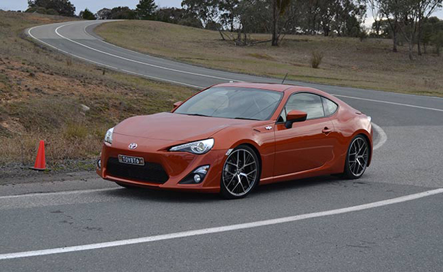 New Toyota GT 86 Performance Parts Showcased