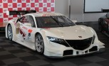 2014 Honda NSX Super GT Race Car Revealed