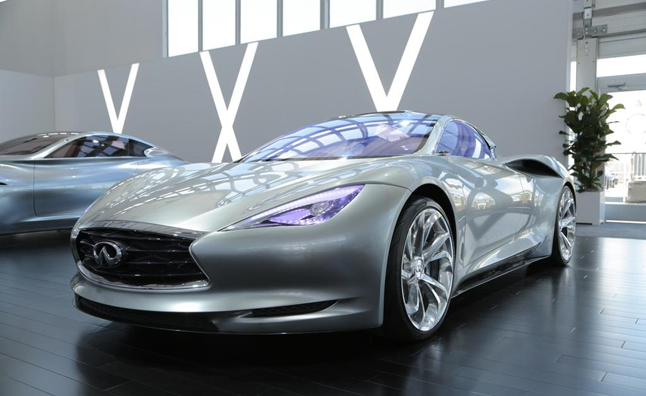 Infiniti Boss Positive on Electric Cars, Negative on Dates