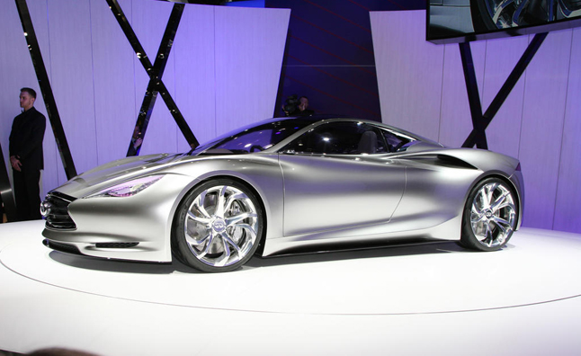 Infiniti Supercar Launching in 2017-2018