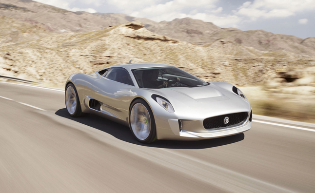 Jaguar Willing to Wean Itself Off V8 Power