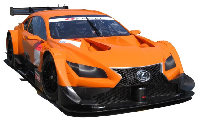 Lexus LF-CC to Compete in Japanese Super GT Series