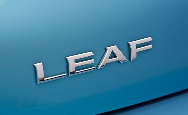 Nissan Leaf Showcases Two New Technologies