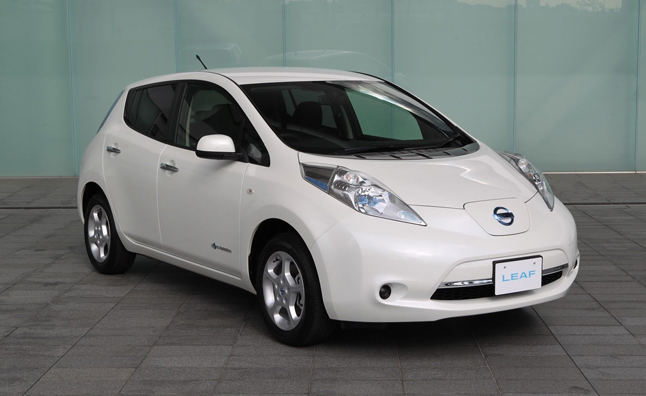 Nissan Leaf Tops Chevy Volt in July 2013 Sales