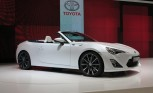 Scion FR-S Convertible, Crossover on Their Way