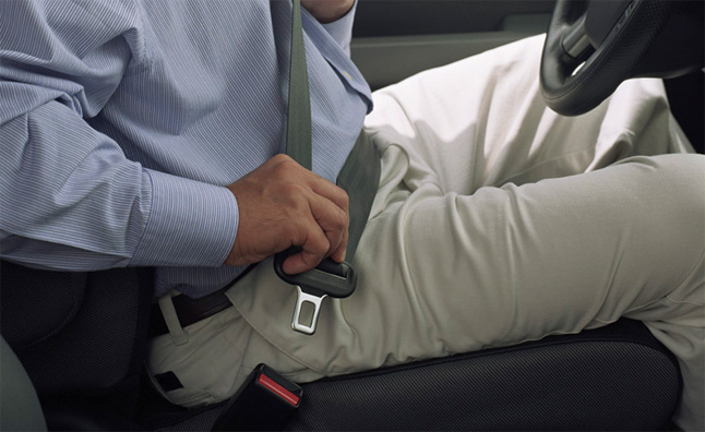 NHTSA Studying Interlocks for Seat Belt Enforcement