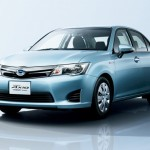 Toyota Corolla Hybrid Introduced in Japan