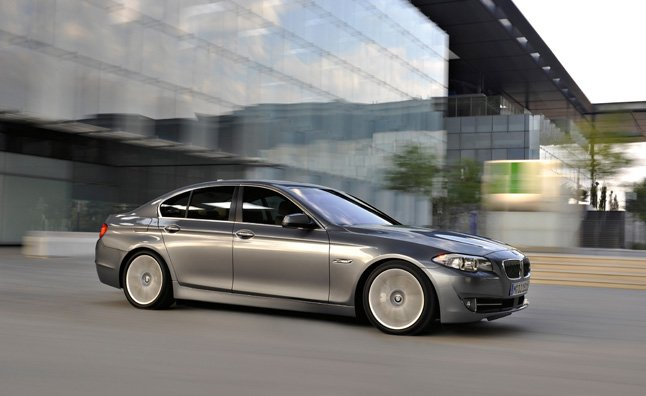 BMW 5 Series Recalled Over Taillight Issue: 134K Affected