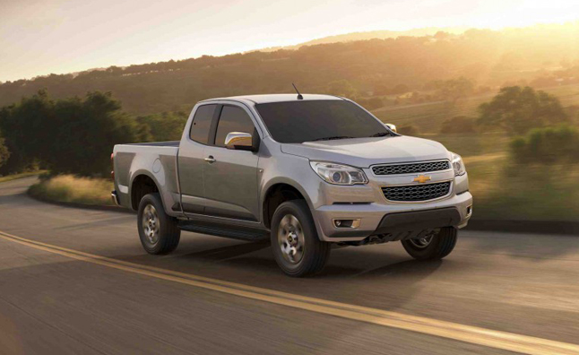 General Motors Midsize Trucks to Debut at LA Auto Show