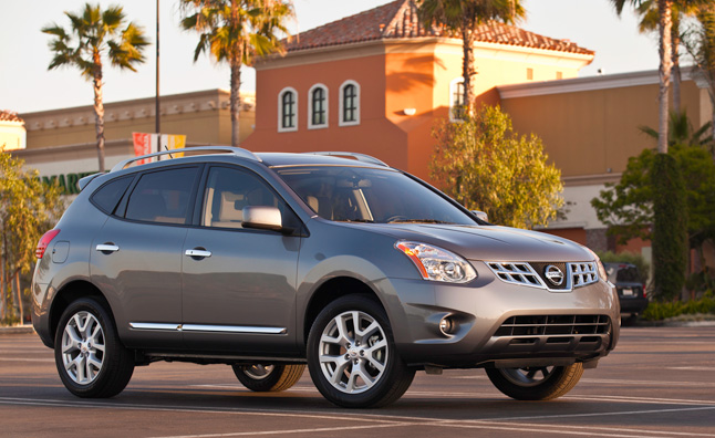 Current Nissan Rogue to Live On as 'Rogue Select'