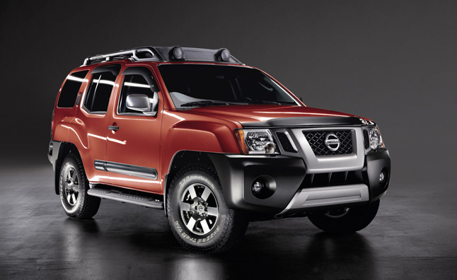 Nissan Xterra's Future to be Decided Within a Year