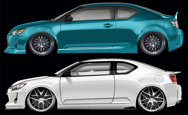 2013 Scion Tuner Challenge Finalists Announced