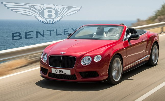 bentley continental v8 gt s
