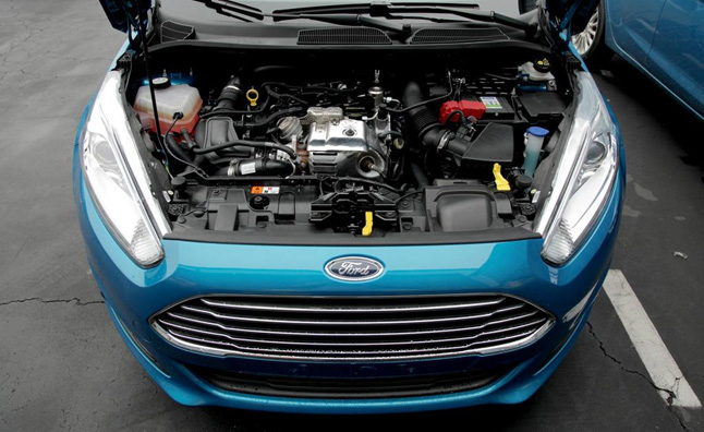 Ford EcoBoost Engine Family to Expand Further
