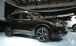 2014 Nissan Rogue Video, First Look