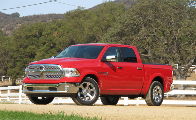 Ram 1500 EcoDiesel Enthusiasm 'Almost Unprecedented'