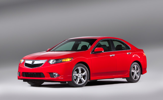 2014 Acura TSX Priced, Sport Wagon Costs Slightly More