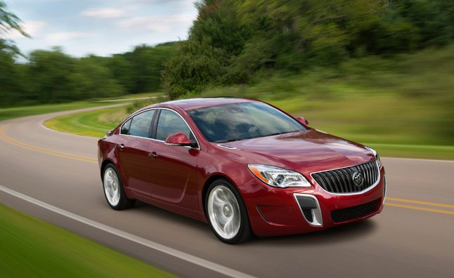 2014 Buick Regal Priced at $30,615