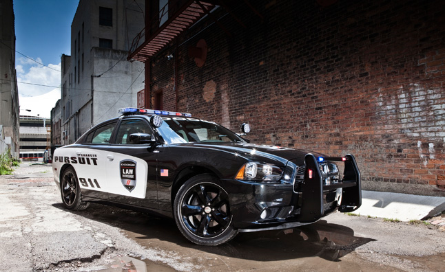 2014 Dodge Charger Pursuit AWD is America's Fastest Police Car