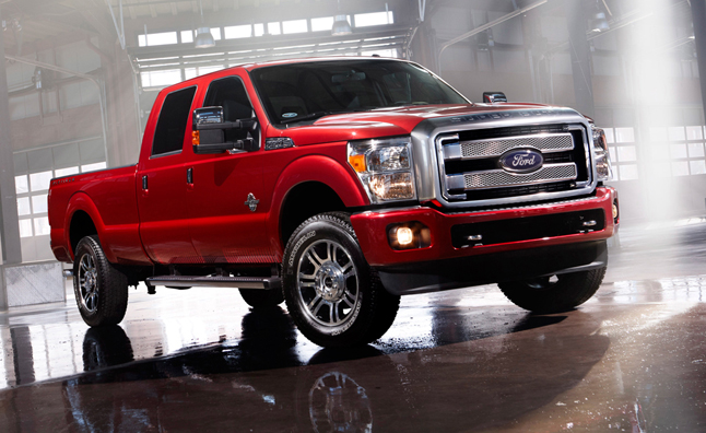 2014 F-Series Super Duty