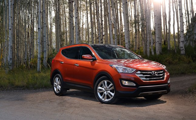 2014 Hyundai Santa Fe Sport Priced From $25,605