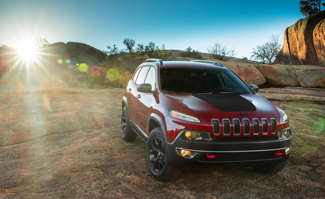2014 Jeep Cherokee Rated at 31 MPG Highway
