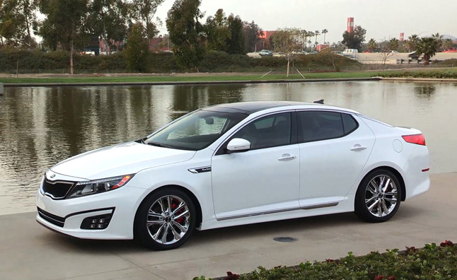 2014 Kia Optima Priced From $22,300