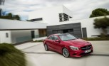 2014 Mercedes CLA 250 Rated 38-MPG Highway