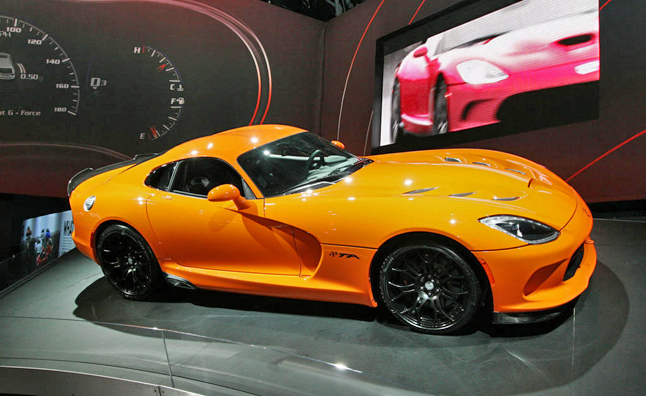 2014 SRT Viper TA Unofficially Priced at $116,000