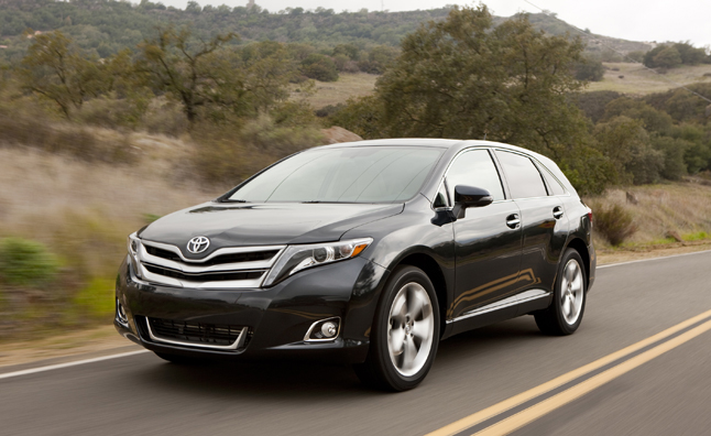 2014 Toyota Venza Upgraded, Priced From $28,810