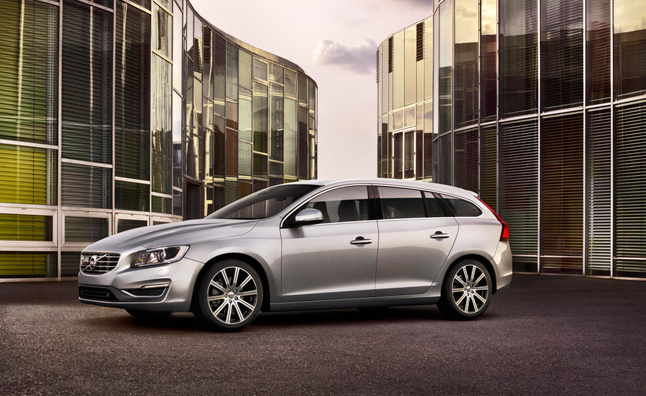 2015 Volvo V60 Heading to America in January