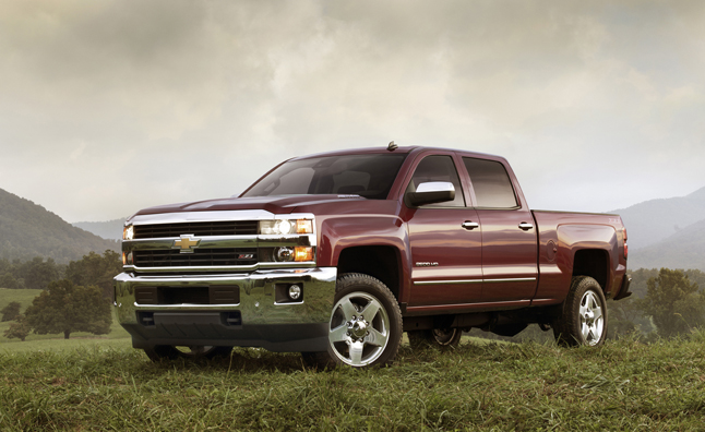 2015 Chevrolet Silverado HD Unveiled at Texas State Fair