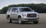 2015 Chevrolet Tahoe, GMC Yukon Revealed in New York