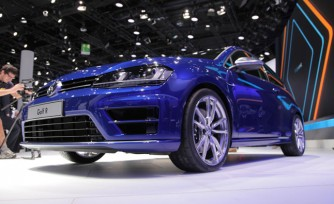 2015 Golf R Video, First Look