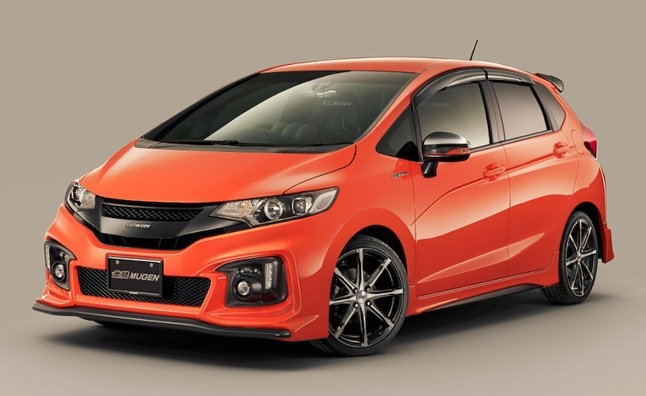 2015 Honda Fit Gets the Mugen Treatment