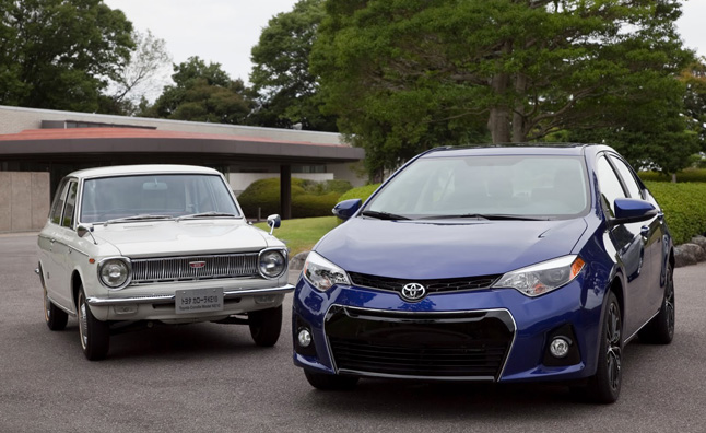 Toyota Corolla Solidifies Title of World's Best Selling Car with 40M Milestone