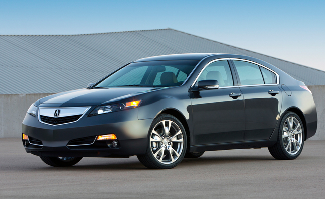 2014 Acura TL gets $125 Price Hike