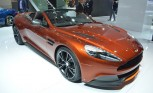 Vanquish Volante Q Demonstrates High-End Customization