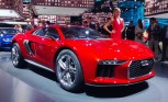 Audi Nanuk Quattro Concept is a Giugiaro Parcour by Another Name