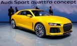Audi Sport Quattro Concept Video, First Look