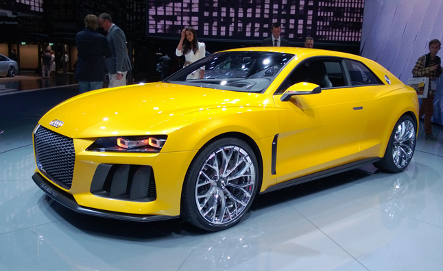 Audi Sport Quattro Concept is a 700-HP Hybrid
