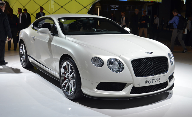 "Bentley Continental GT V8 S Gains 21 HP over ""Standard"" Model"