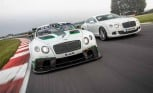 Bentley Continental GT3 to Make Racing Debut in Abu Dhabi