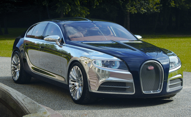 Bugatti Galibier Ultra-Luxury Sedan Canceled