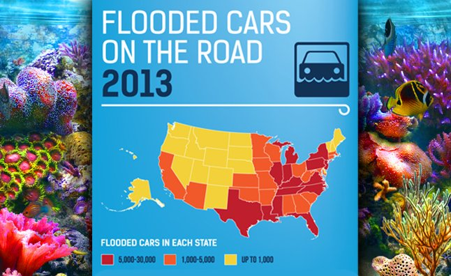 How to Avoid Purchasing a Flood-Damaged Vehicle