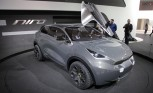 Kia Niro Concept Previews New Sub-Compact Model
