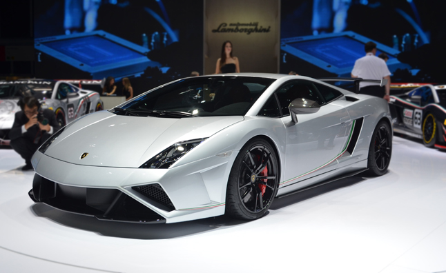 Lamborghini Gallardo Squadra Corse Steals Racing Tech