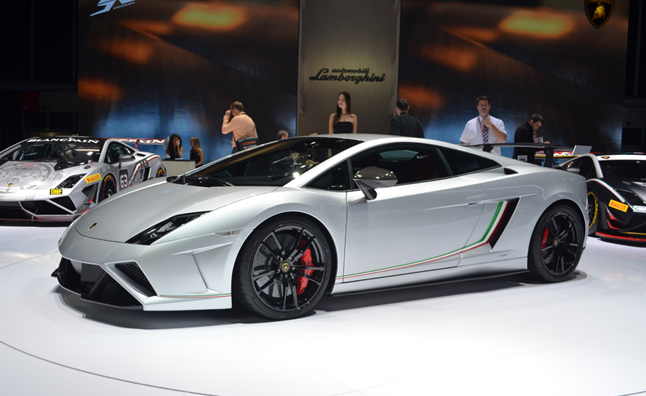 Lamborghini Gallardo LP570-4 Squadra Corse Video, First Look