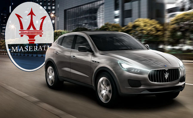 Maserati Levante to be Built in Italy, Not Detroit